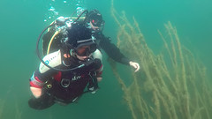 0813_11 (KnyazevDA) Tags: disability disabled diver diving amputee underwater wheelchair