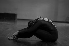Sadness (Vimary94CR) Tags: sadness feelings blackandwhite bnw nikond5300 dance dancephotography girl dancer people 50mm tristeza bailarina ballet blancoynegro sentimientos
