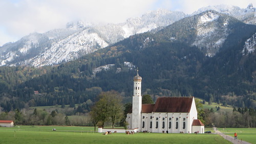 Bavarian Alps near Schwangau