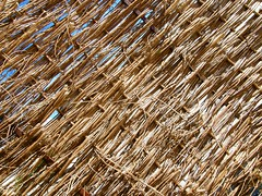 Woven straw (Francesco Pesciarelli) Tags: flickr pesha minimal straw woven art texture wallpaper