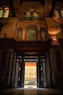 Sultan Qalawun Mosque .. Old Cairo