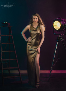 Editorial fashion with Annika