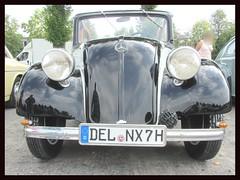 Mercedes-Benz 130 H (W23), 1934 (v8dub) Tags: mercedes benz 130 h 1934 allemagne deutschland germany german niedersachsen cloppenburg pkw voiture car wagen worldcars auto automobile automotive old oldtimer oldcar klassik classic collector