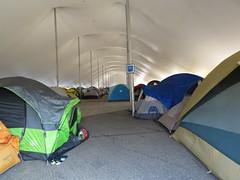 Dormitory (anng48) Tags: makeawish faisunvoeux mirabel dormitory tents dortoire fundraiser 48hrs quebec qc canada chapiteau