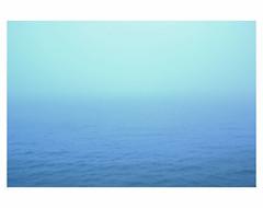 THE PASSAGE (bruXella & bruXellus) Tags: netherlands niederlande paysbas leplatpays texel ferry sea northsea merdunord blue nebel brume brouillard fog mist passage crossing leicax1