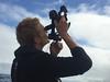 Taking a Sight (David J. Greer) Tags: norwegian sea passage rubicon3 sailtrainexplore sailing adventure open ocean male man sextant celestial navigation sight sights sun daytime