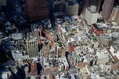 small city :) (crybaby75) Tags: 2017 newyork nyc usa city cityscape oneworldobservatory view tiltshift summer nyár june június photowalk photography canon 1300d efs1785mm canoneos1300d 1785