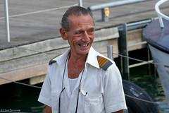 Canada: Toronto, Harbour Star boatman Jimmy (Henk Binnendijk) Tags: harbourstar hoponhopoff islandcruise harbourfront toronto ontario canada boat tourboat cruiseboat boatman portrait people skipper crew jimmy candid
