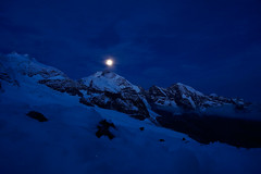 _DSC3017 (farix.) Tags: alpen alps alpy schweiz switzerland szwajcaria trekking treking grat grań piz palu bernina berninagruppe gletscher lodowiec śnieg snow schnee