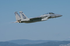 F-15 (Lucian Nuță) Tags: f15 plane romania air force f 15