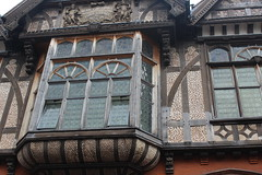 The Beaney Institute, detail (Davydutchy) Tags: canterbury kent england greatbritain uk stpetersstreet st saint peter peters street main high beaney institute art knowledge library museum tourist information vvv august 2017