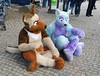 Cody and Me :3 (Keenora Fluffball) Tags: keenora fursuit furry kee