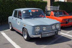 Renault 8 S (Maurizio Boi) Tags: renault 8 car auto voiture automobile coche old oldtimer classic vintage vecchio antique voituresanciennes worldcars