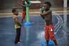 Brought my own water gun! (Beth Reynolds) Tags: pee boys fun rain playing water splash brothers peeing kids park saturday