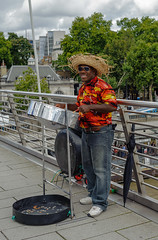 The Calypso Man (Chris Hamilton Photography) Tags: westminster d700 performer street london calypso musician people flickr