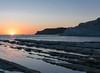 """""""Ma guarda intorno a te...che doni ti hanno fatto..ti hanno inventato il mare"""" (pietrocarus) Tags: agrigento sicily sicilia italy italia sunset sun scaladeiturchi unesco pic photo sea"""