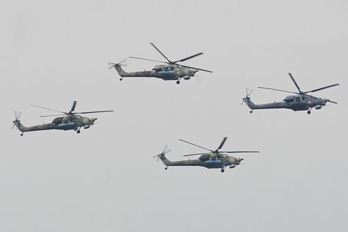 'Berkuts' team – ARMY 2017, Kubinka Airbase