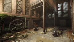 Shindaery Mining Camp (Den7on) Tags: dishonored death outsider iron guardians room shindaery mining camp perspective