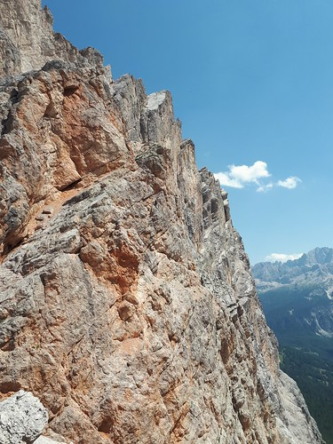 Via Ferrata Strobel