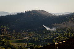 Fires in the South of France (Jean Latteur) Tags: provence france fire nikon summer 18105 d3300