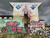 Distel Jam 2017 (PressOne) Tags: pressone jam doerak distelweg amsterdam graffiti colors wall 2017 character sjembakkus sket 185 abuse bat tar jais omb roar space soaps rose oldskoolneverdies benoi geb
