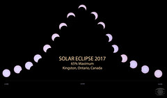 Solar Eclipse 2017 (Dark Arts Astrophotography) Tags: eclipse eclipse2017 space sun star sky kingston kingstonist ontario