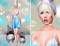 LOOK#378† ღ★ (kerilisiy) Tags: genesislab thekawaiiproject love sorumin limit8 quirky essenz shinyshabby whimsical