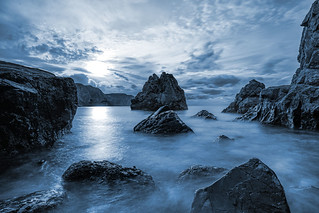 Pettico Wick Bay, St Abbs Head (Thanks for all the likes and comments)