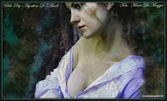 Margot - modella con veste viola - Settembre-2017 (agostinodascoli) Tags: modella donna impressionismo colore fullcolor texture photoshop art digitalart digitalpainting photopainting painting