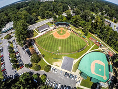 Greenville Little Leagues TOSC (Greenville, NC) Tags: greenville nc north carolina tosc tournament state champions little league drone