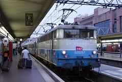 BB 25257 et voitures Corail (SylvainBouard) Tags: sncf railway train bb25200 corail
