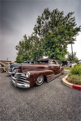 1948 chevy fleetline (pixel fixel) Tags: 1948 brown chevrolet fleetline historicfrontstreet norwalk norwalkelksclub norwalkrecords vertical