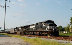 NS 9540 La Grange (akkassay) Tags: ethanolloads il lagrange ns9540