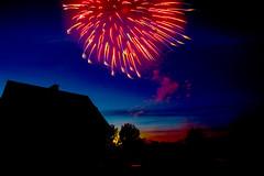 Feu d'artifice Arques la Bataille 14 Juillet 2017 (Thomas Guegan) Tags: firework feu artifice arques la bataille
