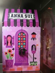 The World of Anna Sui - Fashion & Textile Museum (glumpire) Tags: annasui theworldofannasui london fashiontextilemuseum embelish fashion vintage retro print pattern graphicdesign packaging