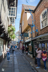 The Shambles (The Crewe Chronicler) Tags: yorkshire york theshambles shops streets canon7dmarkii