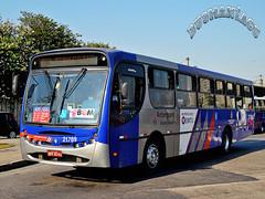 21.789 Viação Osasco (busManíaCo) Tags: busmaníaco ônibus bus nikond3100 nikon d3100 osasco viaçãoosasco caioapachevipi caio apache vip i volkswagen 17230 eod