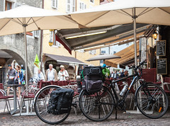 Annecy_Bikes-7419 (dtpowski) Tags: bikes annecy classicbikes france mountains oudoors stilllife rhonealps