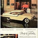 1955 Pontiac Star Chief Catalina, Body by Fisher thumbnail
