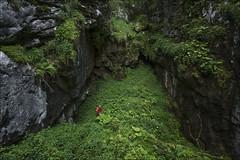 Itxulegor (Jose Cantorna) Tags: cueva cave underground grieta derrumbe cavidad nikon d610