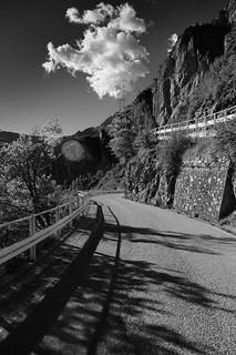 Road to Morterone