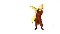 Tintin (Birmingham Phil) Tags: tintin haddock snowy calculus herge