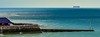 Red boat (philbarnes4) Tags: viking bay broadstairs thanet kent england unitedkingdom nikon d5500 landscape seascape water sea coast coastline coastal dslr philbarnes vikingbay horizon view
