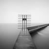 No Tresspassing (C A Soukup) Tags: 120 6x6 hasselblad500cm film fog hybridtheory ilforddelta100