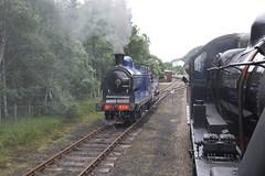 46512 Strathspey Railway, Scotland (Paul Emma) Tags: uk scotland aveimore strathspeyrailway railway preservedrailway railroad 46512 steamtrain train 828