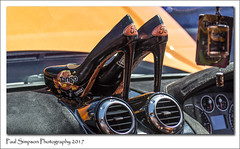 Tango Shoes (Paul Simpson Photography) Tags: lincoln lincolnshire tango orange shoes womensshoes ford customcar customcars cansofpop paulsimpsonphotography imagesof imageof photoof photosof customcarshow sonyimages sonya77 transport car transportshow niceshoes stiletto stilettos poshshoes highheels