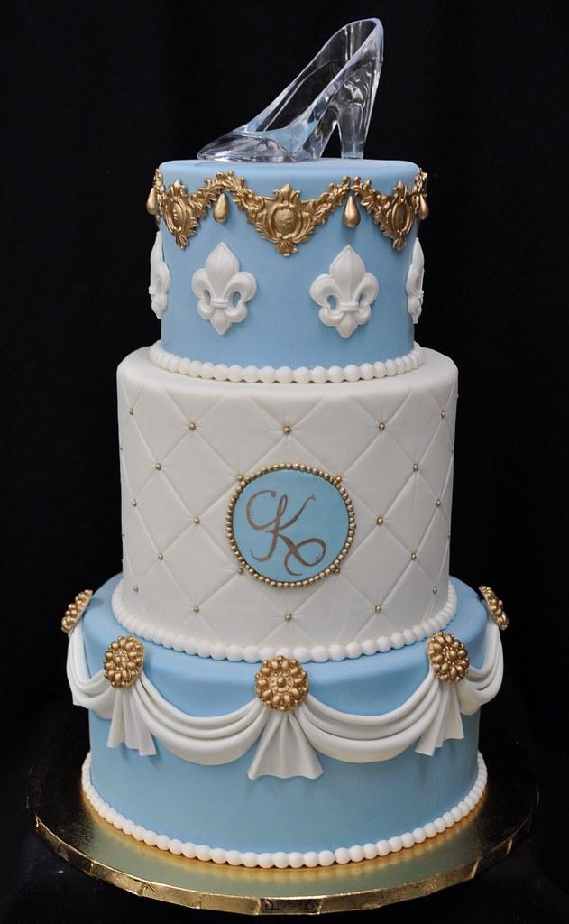 Cinderella Cake Photos