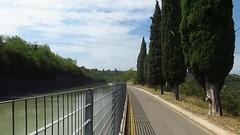Peschiera, Costermano, Rivoli, Bussolengo, Peschiera (twinni) Tags: video urlaub bike mw1504 22082017 italien italy biketour veneto costermano bergziege winterradl 20 winterbike