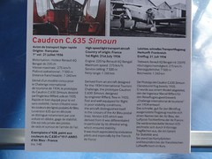 "Caudron C.630 Simoun 1 • <a style=""font-size:0.8em;"" href=""http://www.flickr.com/photos/81723459@N04/36609578391/"" target=""_blank"">View on Flickr</a>"