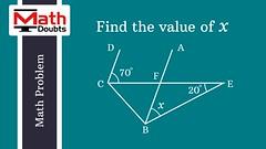 Math Problem (38) (Math Doubts) Tags: geometry geometryproblem geometryproblems geometryproblemsolution math mathematics maths mathproblem mathproblems mathproblemsolution mathdoubts